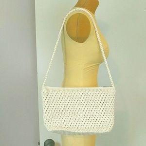 Handbags - The Sak Crochet Handbag Purse
